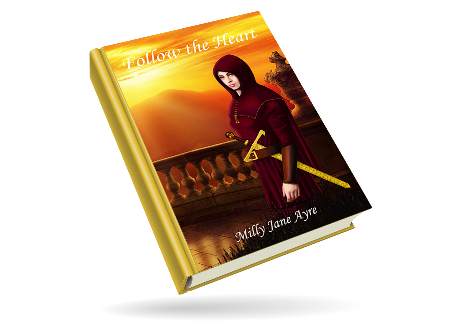 Follow The Heart - First book released